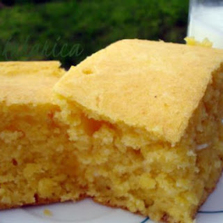 Soft Croatian corn bread - proja