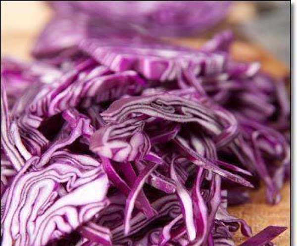 Braised Red Cabbage And Apple Recipe
