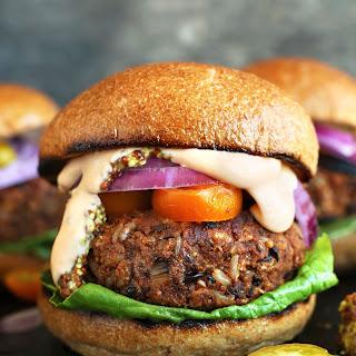 Veggie Burgers.