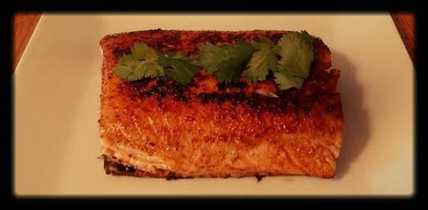 Easy Cajun Seared Salmon Recipe