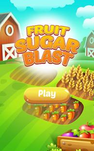 Fruit Sugar Blast - 3 Match Game - náhled