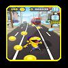 Super jeffy Run 3D APK