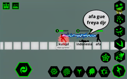 Extreme Stickman War Screenshot