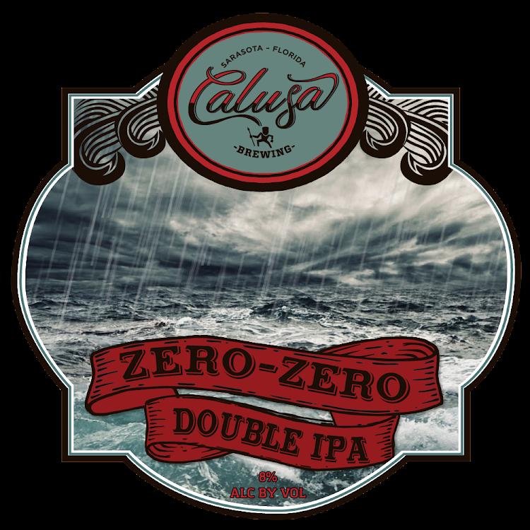Logo of Calusa Zero Zero