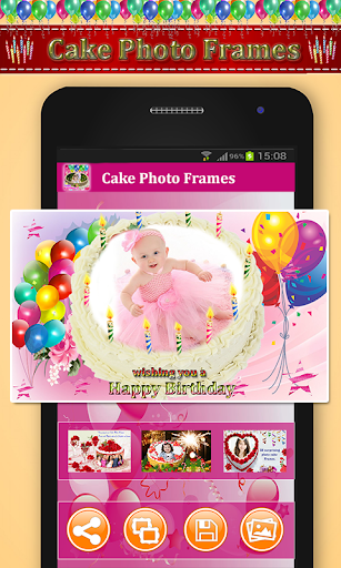 Happy Birthday Cake: Name and Photo On Cake 1.4 screenshots 9