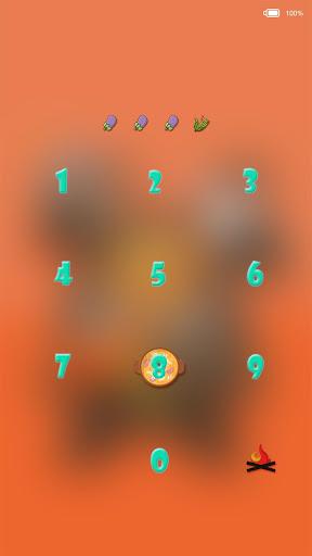 玩免費個人化APP|下載Thanksgiving-iDO Lock screen app不用錢|硬是要APP