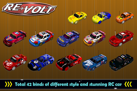 RE-VOLT Classic - 3D Racing Screenshot 20