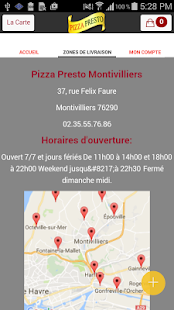 Pizza Montivilliers 76- screenshot thumbnail