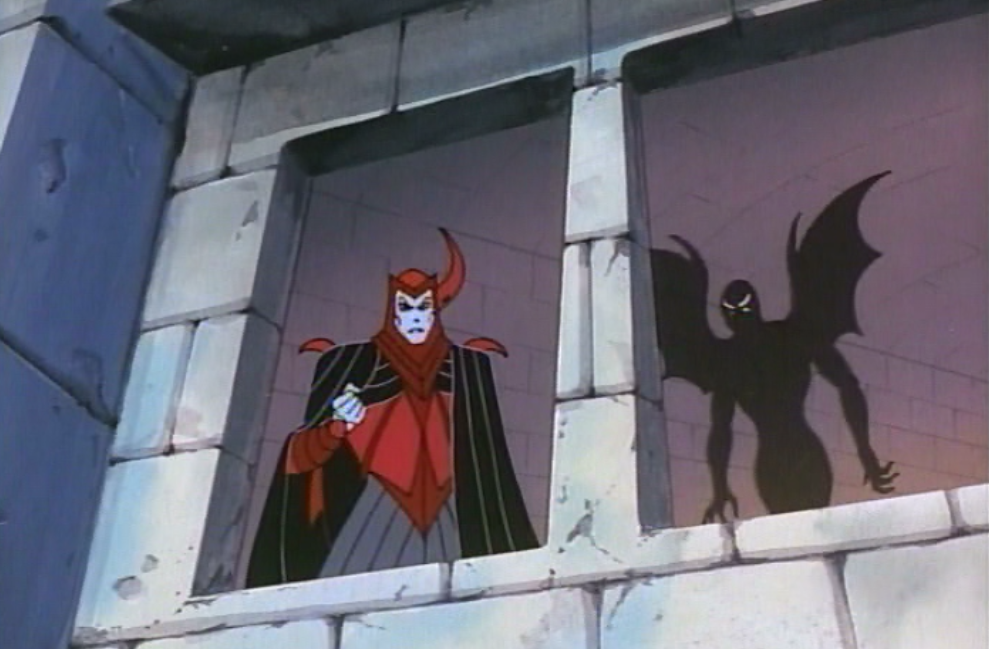 Venger and Shadow Demon