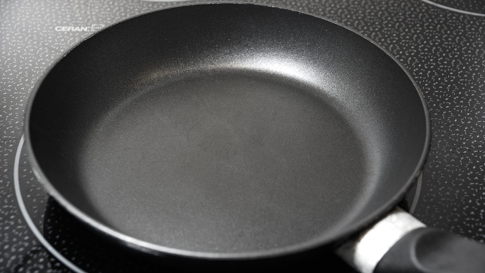 PTFE Non Stick Coating on Cookware