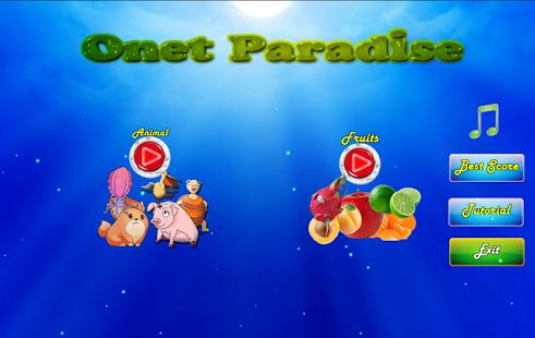 Onet Paradise - náhled