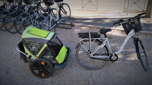 location de vélo en chambre d'hôtes l'Esclériade dans le Vaucluse