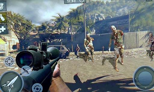 Zombie Day Dead Frontier : new Zombie Games 2020 1.0.1 de.gamequotes.net 3