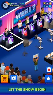 TV Empire Tycoon Mod Apk (Unlimited Money) 0.9.4 3