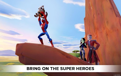 Disney Infinity: Toy Box 2.0 Mega Mod 1.0 APK