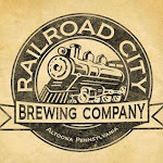 Logo for Railroad City Brewing Company