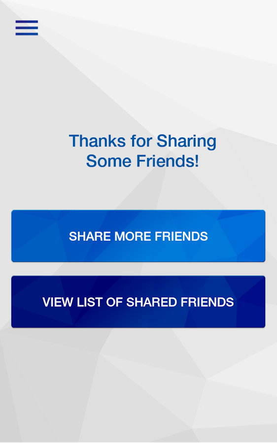 ShareSomeFriends- screenshot