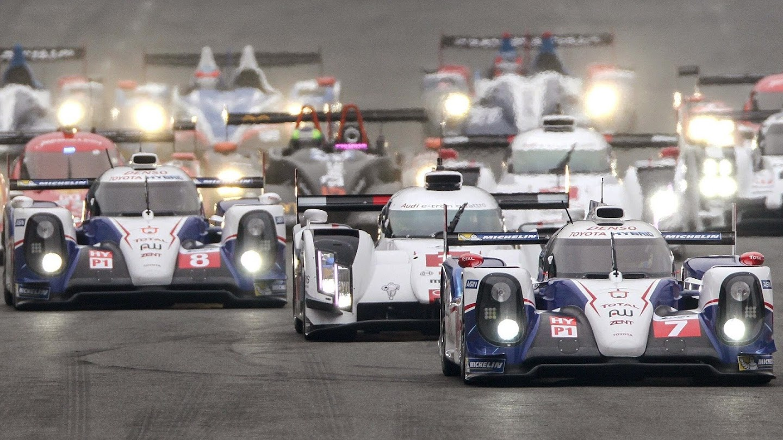 FIA World Endurance Championship Highlights