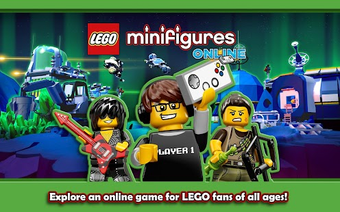 LEGO® Minifigures Online - screenshot thumbnail