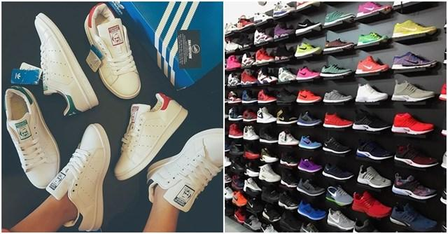 Kết quả hình ảnh cho tiêu chí chọn lựa shop giày thể thao
