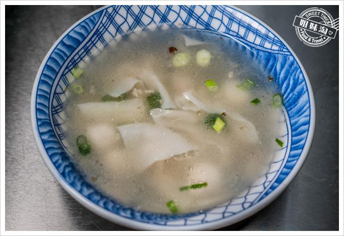 鳳山二市場189號麵攤餛飩魚丸綜合湯
