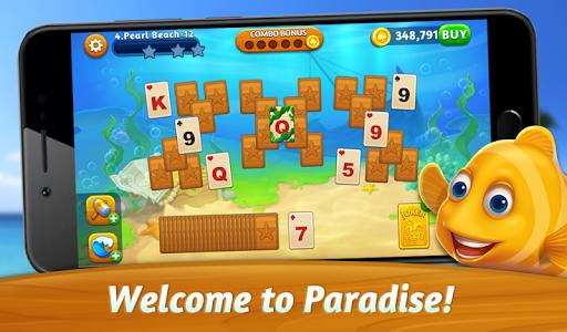 Solitaire Paradise: Tripeaks  screenshots 14