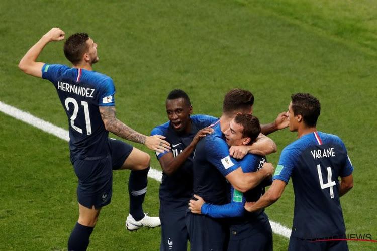 Frankrijk wereldkampioen in finale waar zowat alles in zat: VAR, own goal, topdoelpunten, veldbestormers...