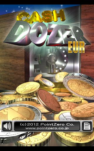 CASH DOZER EUR  screenshots 9