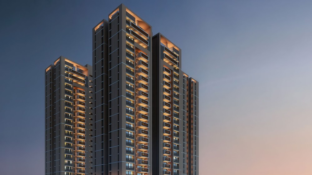 Sun Sky Park Penthouse