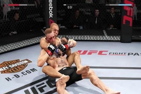 Guide EA Sports UFC 2 - náhled