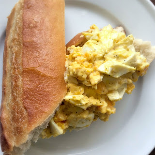 Simple Egg Salad.