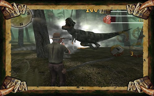 Dino Safari 2 Unlocked- screenshot thumbnail