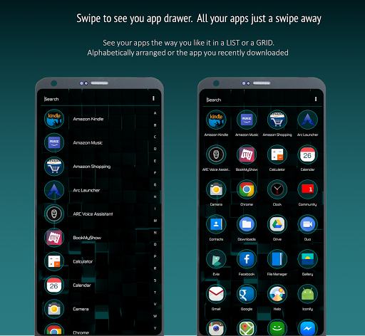 ARC Launcher 2018 Themes, DIY , HD Wallpapers Apk apps 2