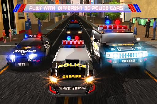 Criminal Police Car Chase 3Dud83dudc6e  screenshots 7