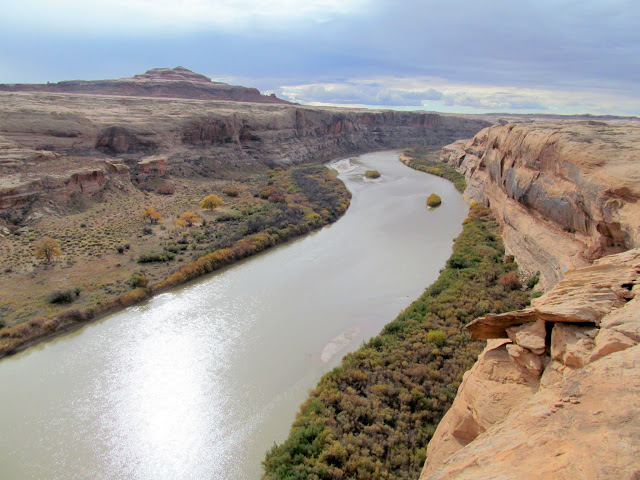 Green River at June's Bottom