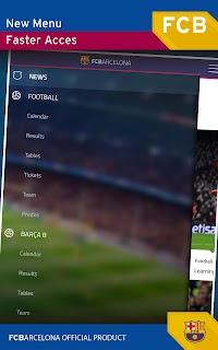 FC Barcelona Official App screenshot 06