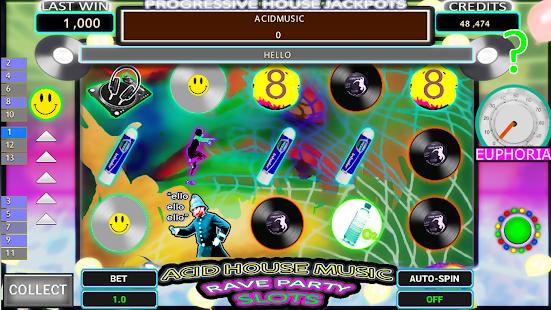 Rave Party Slot FREE - náhled