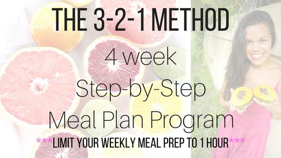 3-2-1 method home study
