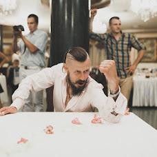 Wedding photographer Oleg Garasimec (GARIKAFTERWORK). Photo of 12.01.2017