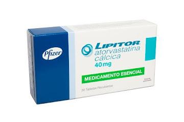 LIPITOR 40mg Tabletas