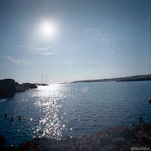 Photo: Cales de Ses Olles, Menorca