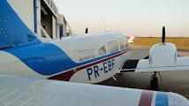Photo: Piper PA-34-200T Seneca II - PR-EBF - Americana Airport - SDAI