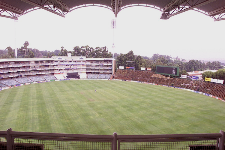 The Wanderers Cricket Stadium in Johannesburg. Picture: SUNDAY TIMES