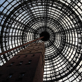 Where old meets new by Greg Harrington - Buildings & Architecture Public & Historical
