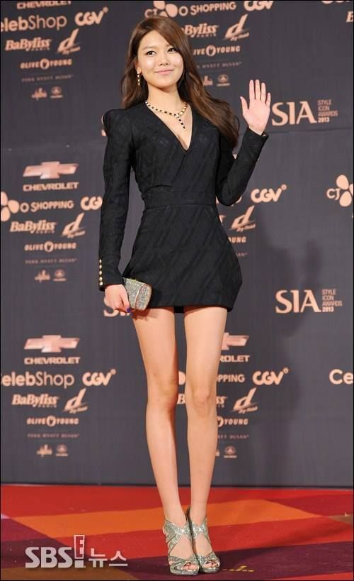 sooyoung legs 5