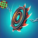 Swipe n cut : 2020's Latest Arcade offline games. icon