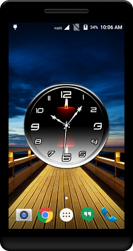 Download Candle Clock Live Wallpaper Google Play softwares