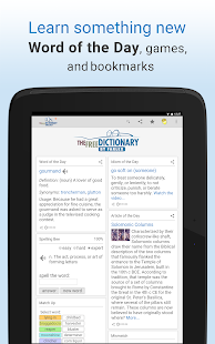 Dictionary Pro Screenshot