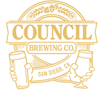 Logo for Council Brewing Company