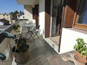 Appartement 4 pièces 90,55 m2